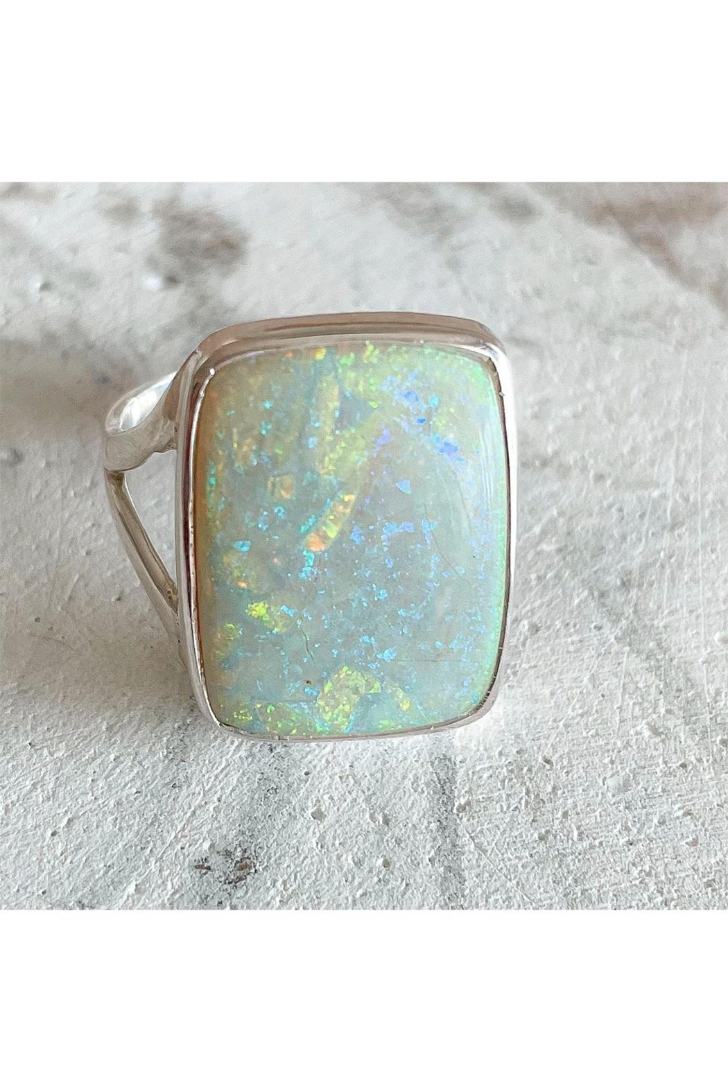 Lenore Jewelry Opal Ring - Main Image