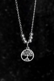 Lenore Jewelry Tree Of Life Necklace - Product Mini Image