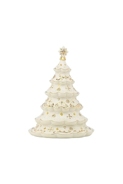 Lenox Florentine & Pearl Lighted Tree - Product List Image