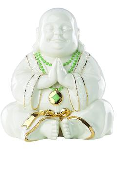 Lenox Happy Praying Buddha - Alternate List Image