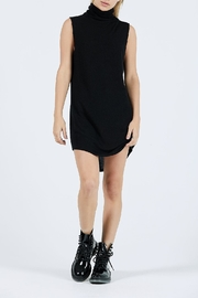 Joah Brown Lenox Mock Dress - Product Mini Image