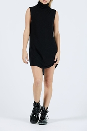 Joah Brown Lenox Mock-Neck Dress - Product Mini Image