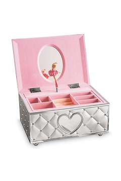Lenox Musical Ballerina Jewelry Box - Alternate List Image