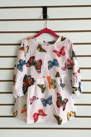 Lenzing Modal Butterfly Tunic Top - Product Mini Image