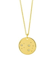 Wild Lilies Jewelry  Leo Constellation Necklace - Product Mini Image
