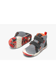 PLAE Leo Hi-Top Youth Sneaker - Front full body
