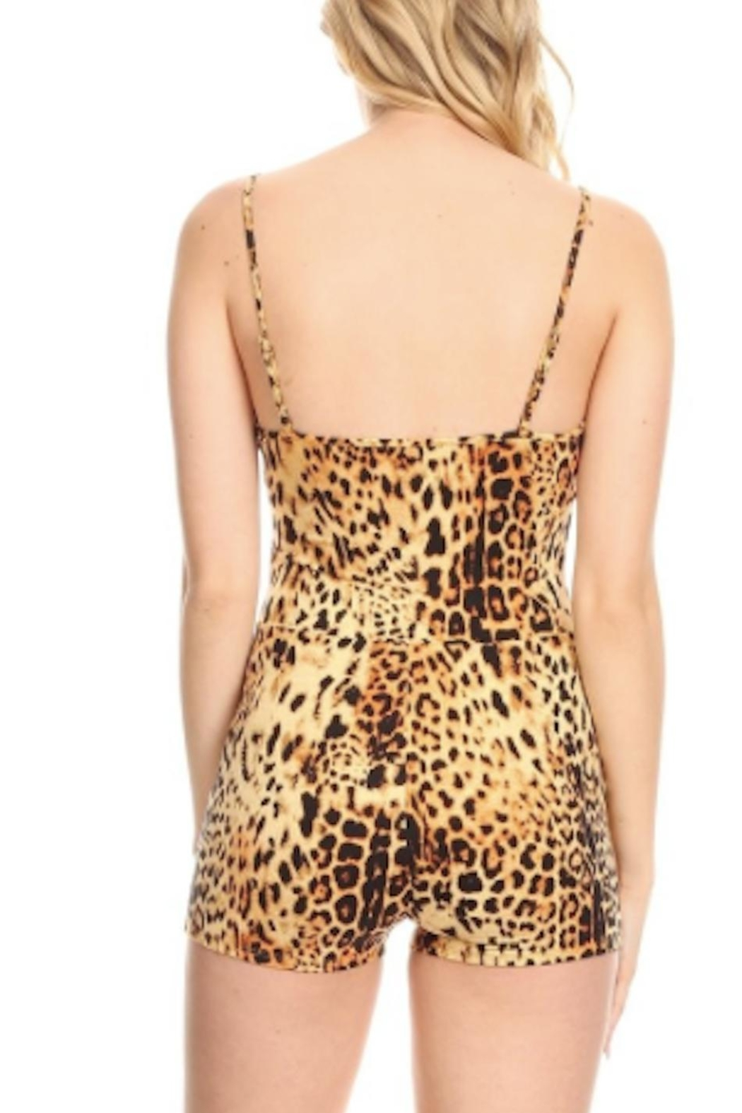 TIMELESS Leo Romper - Side Cropped Image