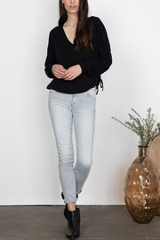 Gentle Fawn Leo Side Tie Pullover Sweater - Product Mini Image