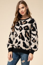 Entro LEO SWEATER - Front cropped