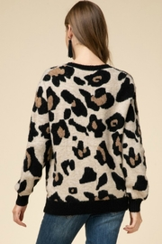 Entro LEO SWEATER - Side cropped