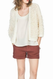 LEO & SAGE Gin-Fizz Open Cardigan - Product Mini Image