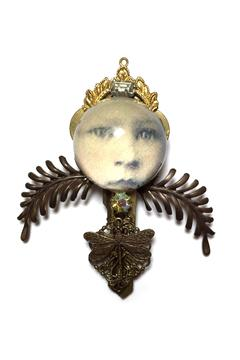 Shoptiques Product: Angel Queen Pin