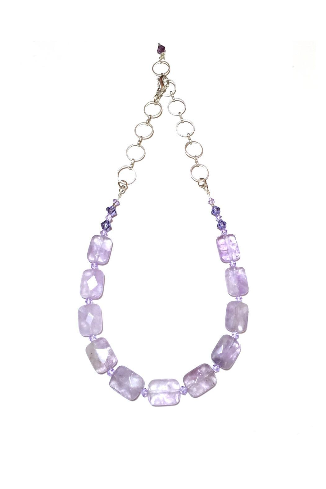 Leocadia Designs Lavender Amethyst Necklace - Main Image