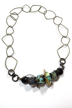 Shoptiques Product: Funky Glass Necklace