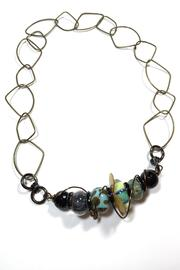 Leocadia Designs Funky Glass Necklace - Product Mini Image