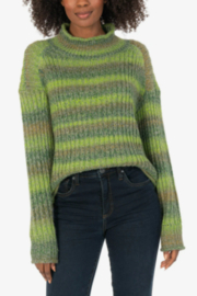 KUT Leona Funnel Neck Sweater - Front cropped