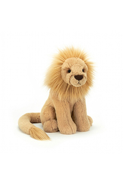 Jellycat Leonardo Lion Small - Product Mini Image