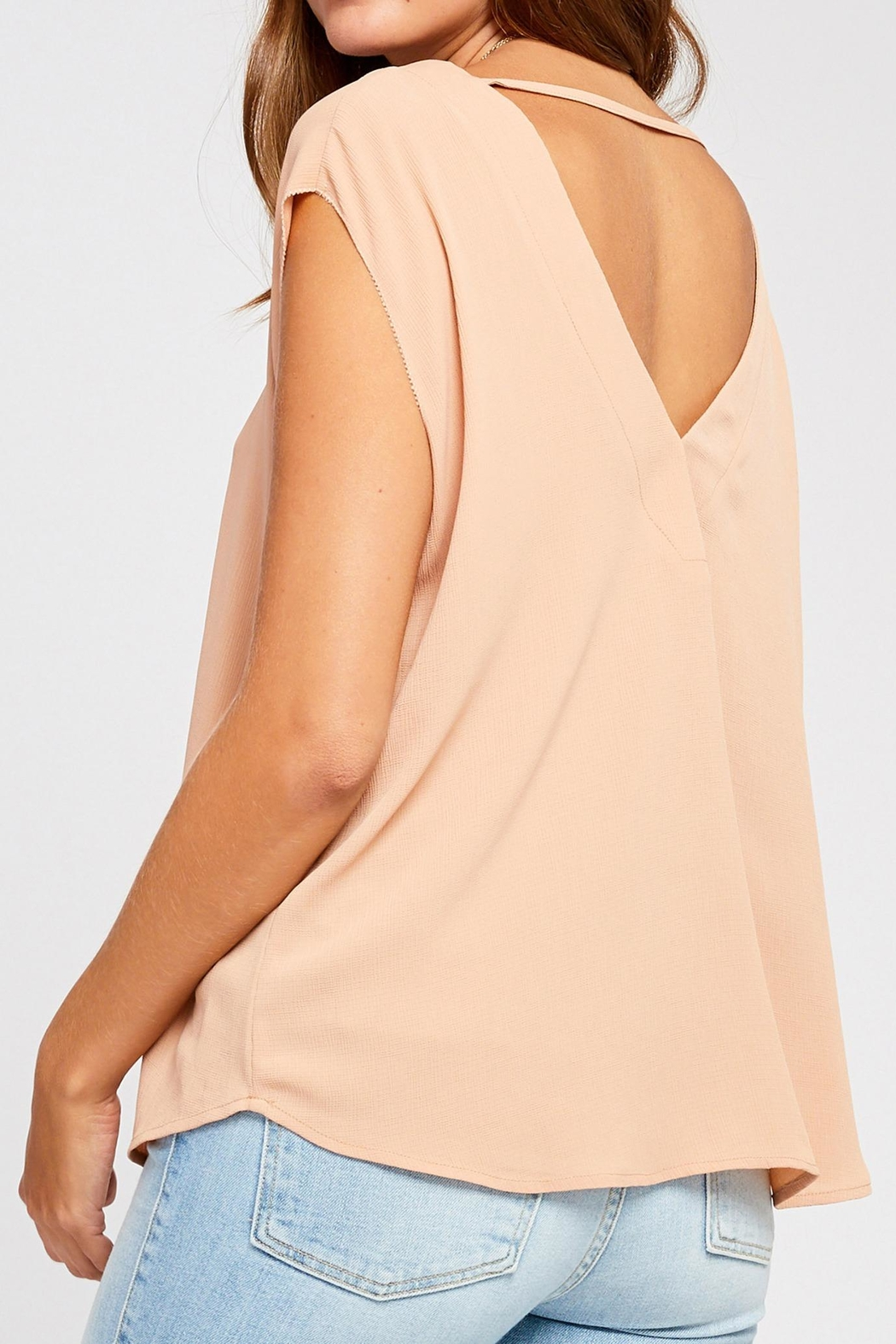 Gentle Fawn Leonie Blouse - Front Full Image