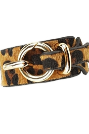 Nadya's Closet Leopard Accent Bracelet - Product Mini Image
