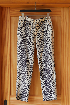 Emerson Fry LEOPARD ANKLE PANT - Alternate List Image