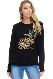 Zutter LEOPARD BUNNY - Front cropped