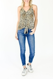 Six Fifty Leopard Cami - Product Mini Image