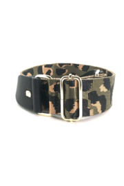 be clear handbags Leopard Canvas Straps - Product Mini Image