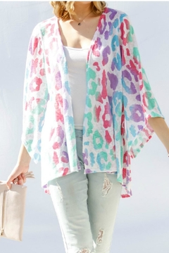 My Story Leopard Cardigan - Product List Image