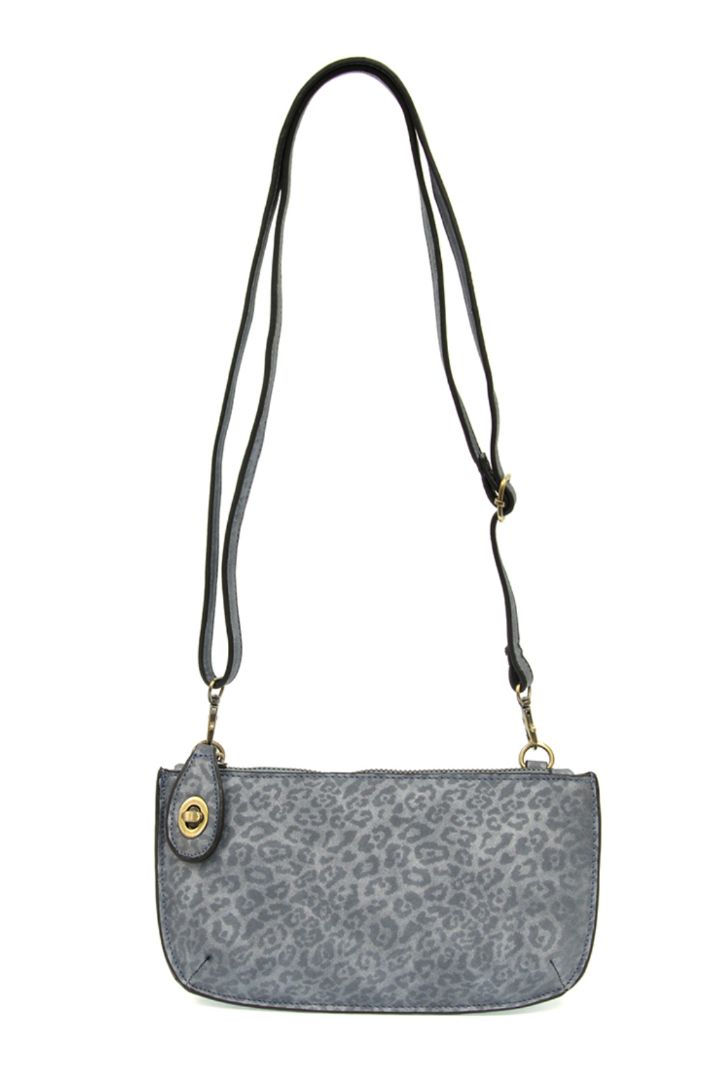 Joy Susan  Leopard Crossbody - Front Full Image