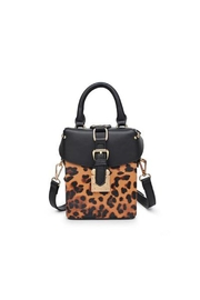 Urban Expressions Leopard Crossbody - Product Mini Image