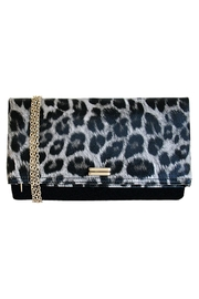 Wild Lilies Jewelry  Leopard Envelope Clutch - Product Mini Image
