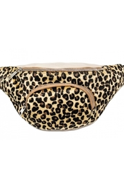 Little Black Dress Leopard Fanny Pack - Product Mini Image