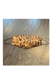Allie & Chica Leopard Fashion Mask - Product Mini Image