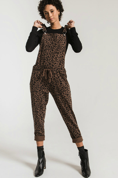 Z Supply  Leopard Full Length Overall - Product List Image
