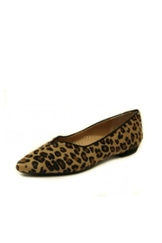 Vaneli Leopard Hair Flat - Product Mini Image