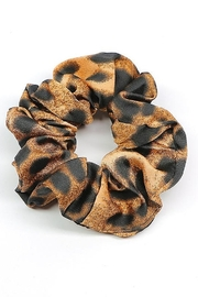 Supplied Leopard Hair Scrunchie - Product Mini Image