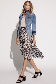 Tribal  Leopard High Low Skirt - Product Mini Image