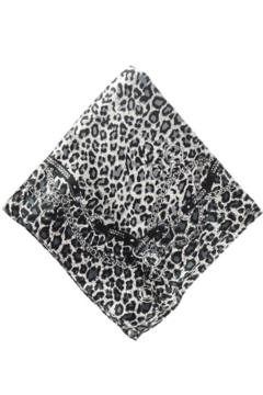 Olive & Pique Leopard Horse-Bit Neckerchief - Alternate List Image