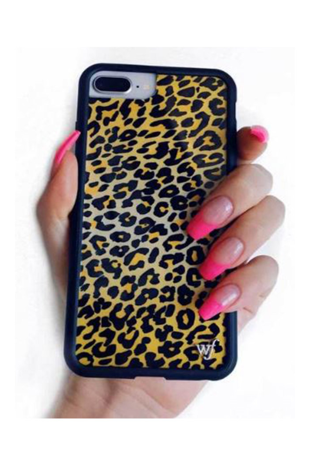 low priced 8c431 364e5 Wildflower Cases Leopard iPhone 6/7/8 Case from New York by Let's ...