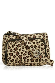 Vera Bradley Leopard Little Hipster - Product Mini Image