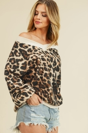 First Love LEOPARD LOVE - Front full body