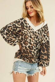 First Love LEOPARD LOVE - Back cropped