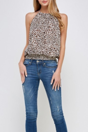 Allie Rose Leopard Love top - Product Mini Image