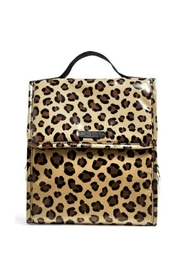 Vera Bradley Leopard Lunch Sack - Product Mini Image