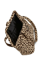 Vera Bradley Leopard Mandy Bag - Side cropped