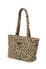 Vera Bradley Leopard Mandy Bag - Front full body