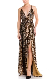 Symphony Leopard Maxi Dress - Product Mini Image