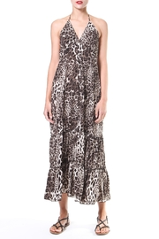 Madonna & Co Leopard Maxi - Front cropped