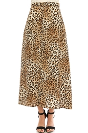 HYFVE Leopard Maxi Skirt - Product Mini Image