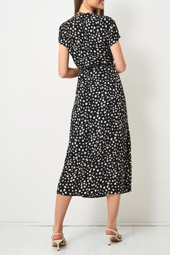 frontrow Leopard Midi Dress - Alternate List Image